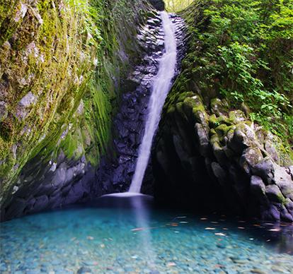 Hida-Osaka Falls